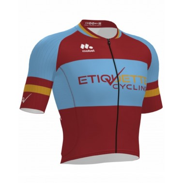 Etiquette Cycling Jersey