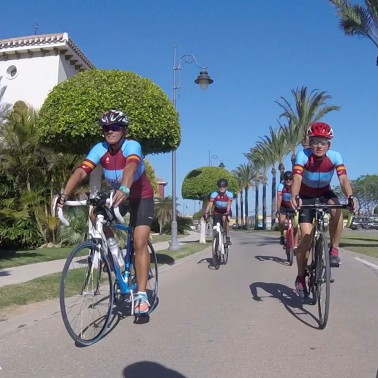 Mar Menor Golf Cycling