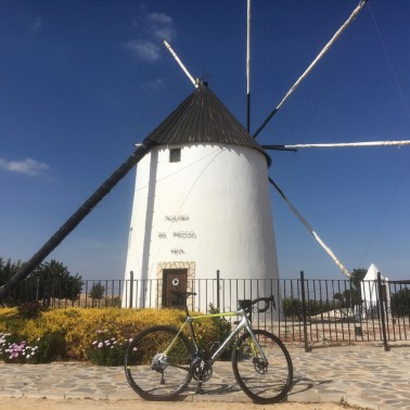 Di2 Bike Hire Mar Murcia