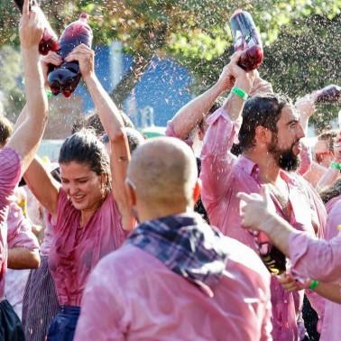 Murcia Cycling Wine Tour Jumilla Fiesta Spain
