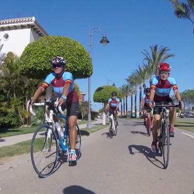 Cycling from Mar Menor Golf Resort