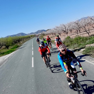 Murcia cycling at its best in the heart of the Ricote Valley