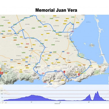 Murcia has some great cycling routes on the coast and inland
