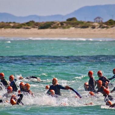 Tri Camp Murcia Las Salinas Triathlon