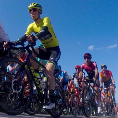 Calpe attracts both cycling pros and the top UCI cycling races