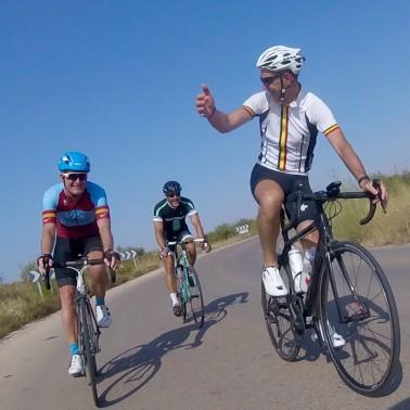Murcia Guided Bike Ride -...