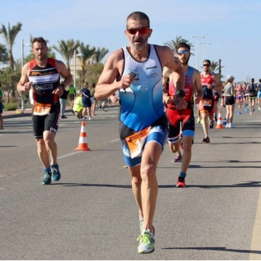 Murcia triathlon camps with access to great flat running terrain