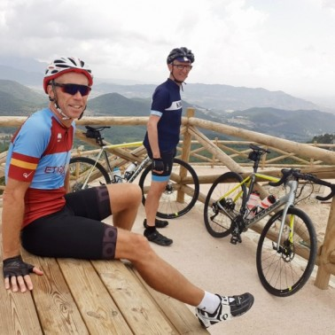 Spanish cycling tours at their best across South East Spain