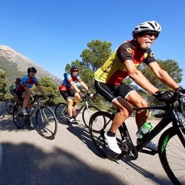 Road Cycling Sierra Espuna