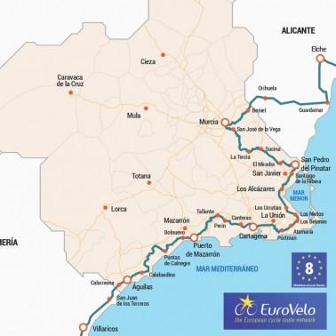 EuroVelo 8 - Mediterranean...