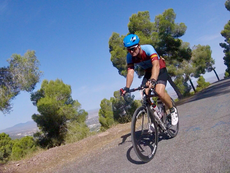 Murcia Climbs Cresta del Gallo