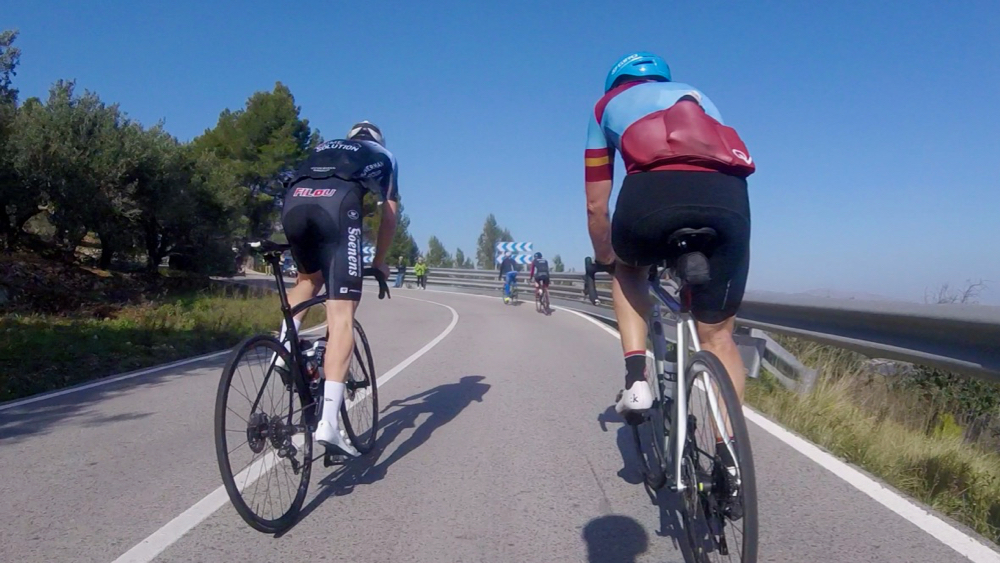 Calpe Cycling Climbs