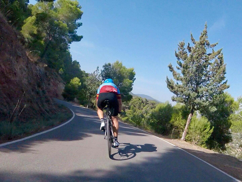 Murcia Cycling Routes Cresta del Gallo
