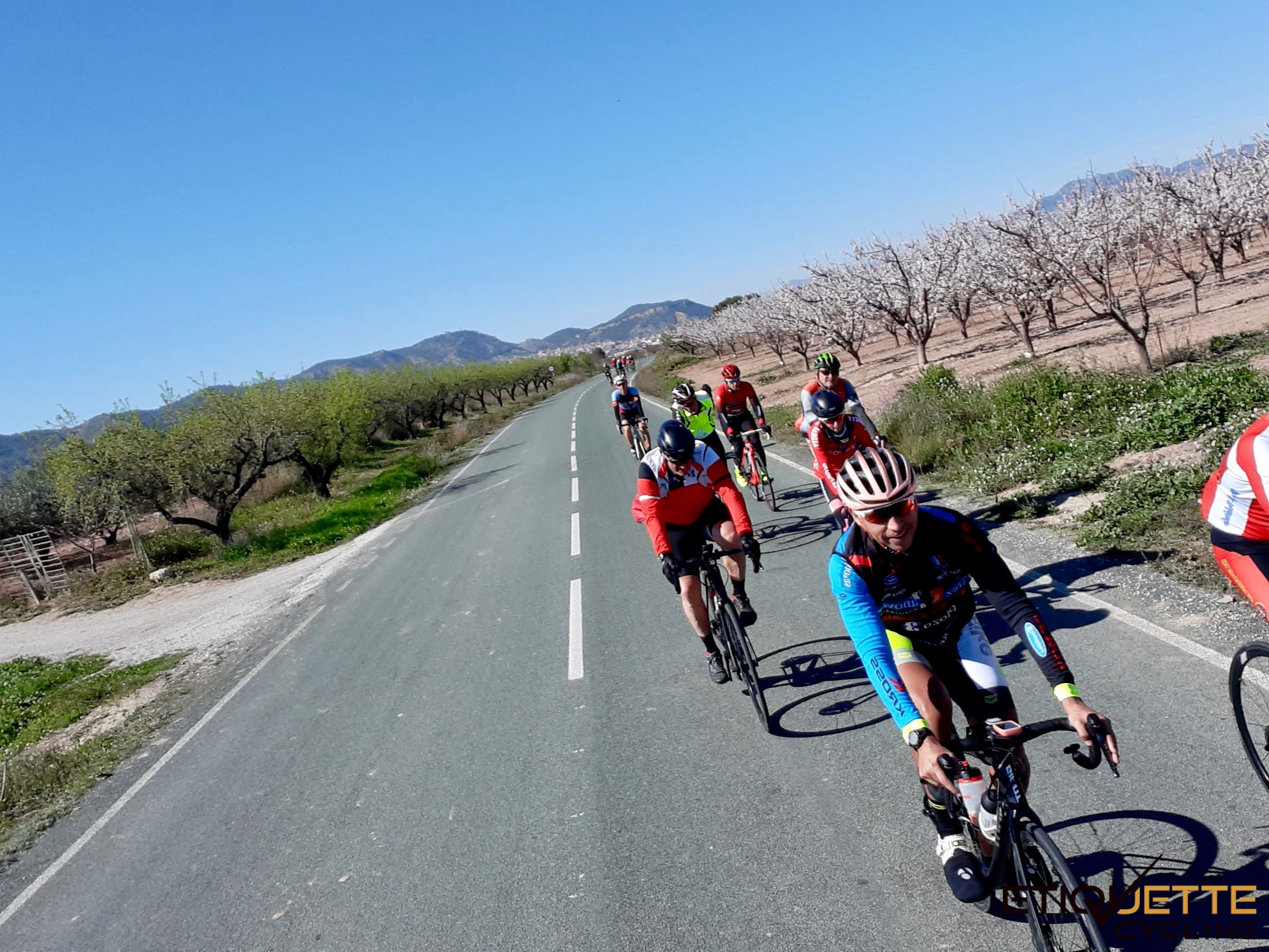 Murcia Cycling Holidays Ricote Valley