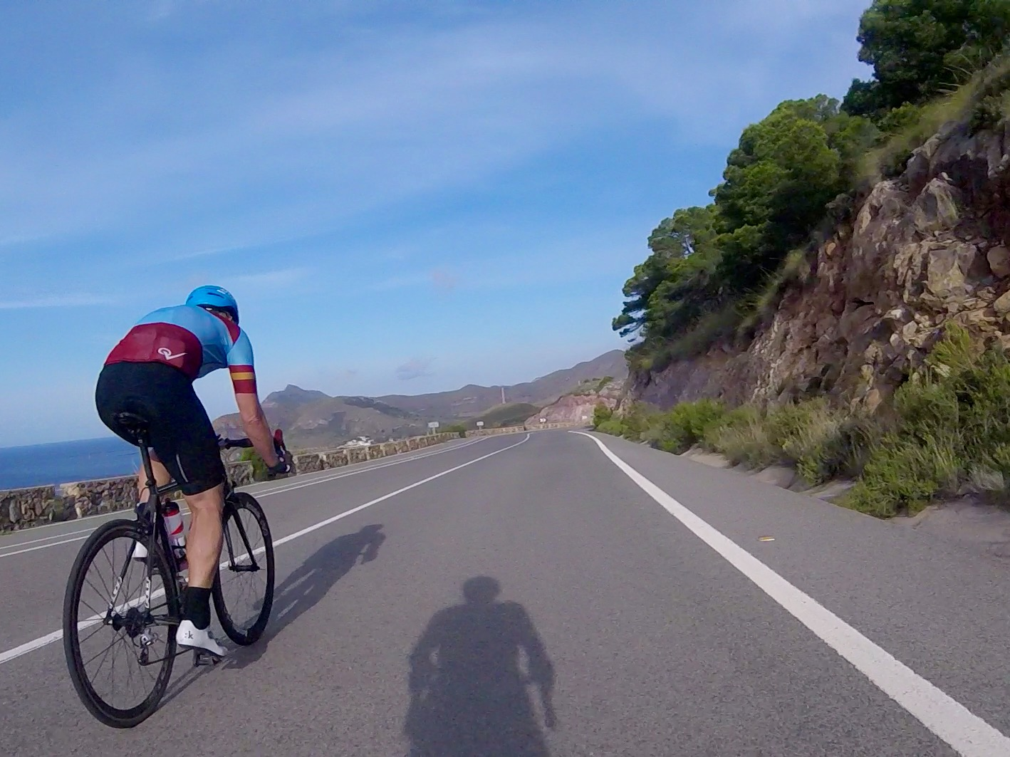 Murcia Cycle Route Green Mile