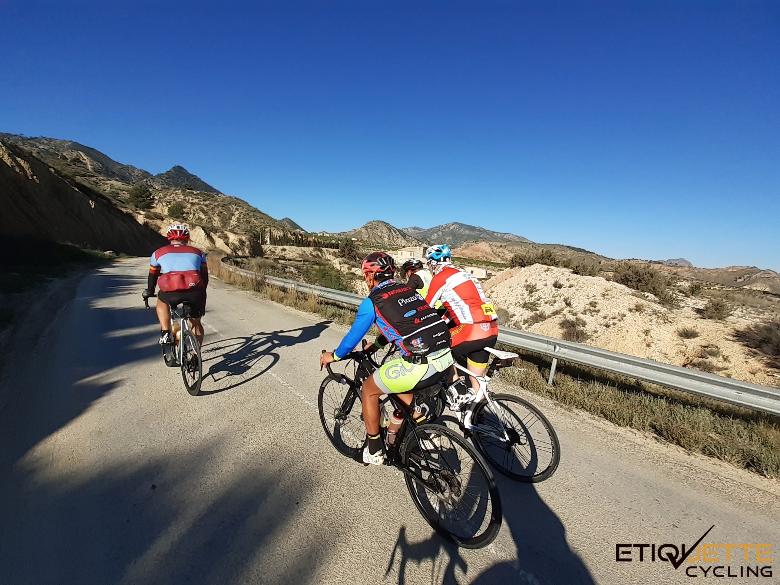 Murcia Cycling Ricote Valley