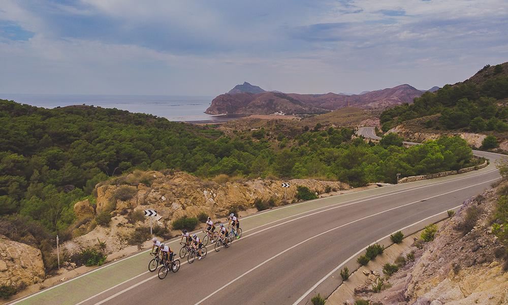 Murcia Cycling Route La Manga